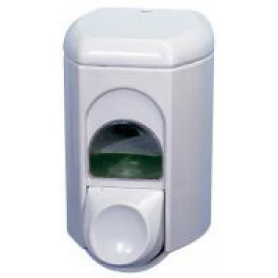 dispenser sapone bianco