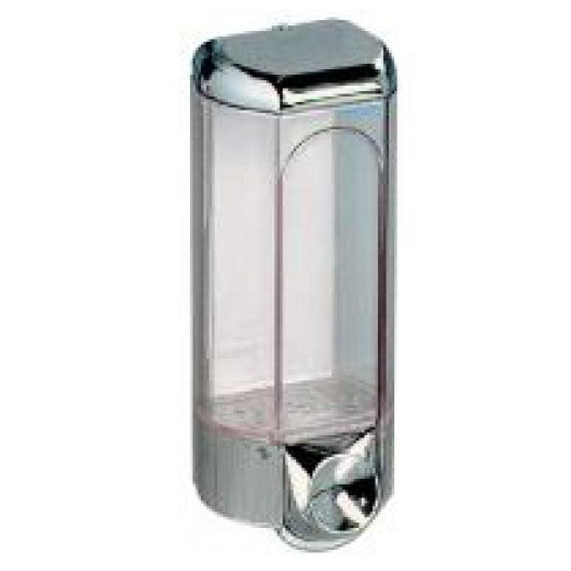 dispenser di sapone in acciaio