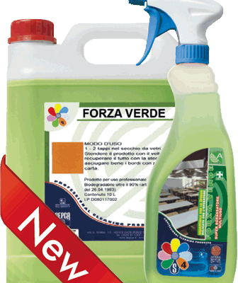 FORZA VERDE ML. 750