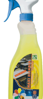 MAXI CLEANER YELLOW ML. 750