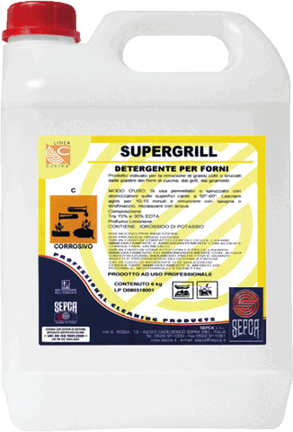 SUPERGRILL KG. 6