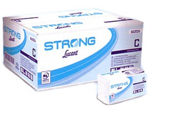 """STRONG LUCART """"C"""" x 3840 PEZZI"""
