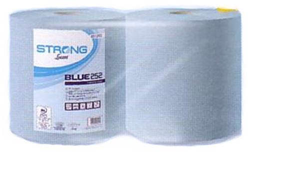 STRONG LUCART BLUE A252 x 2 ROTOLI